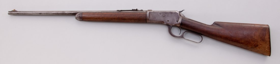272: Winchester Model 53 Lever Action Rifle - 2