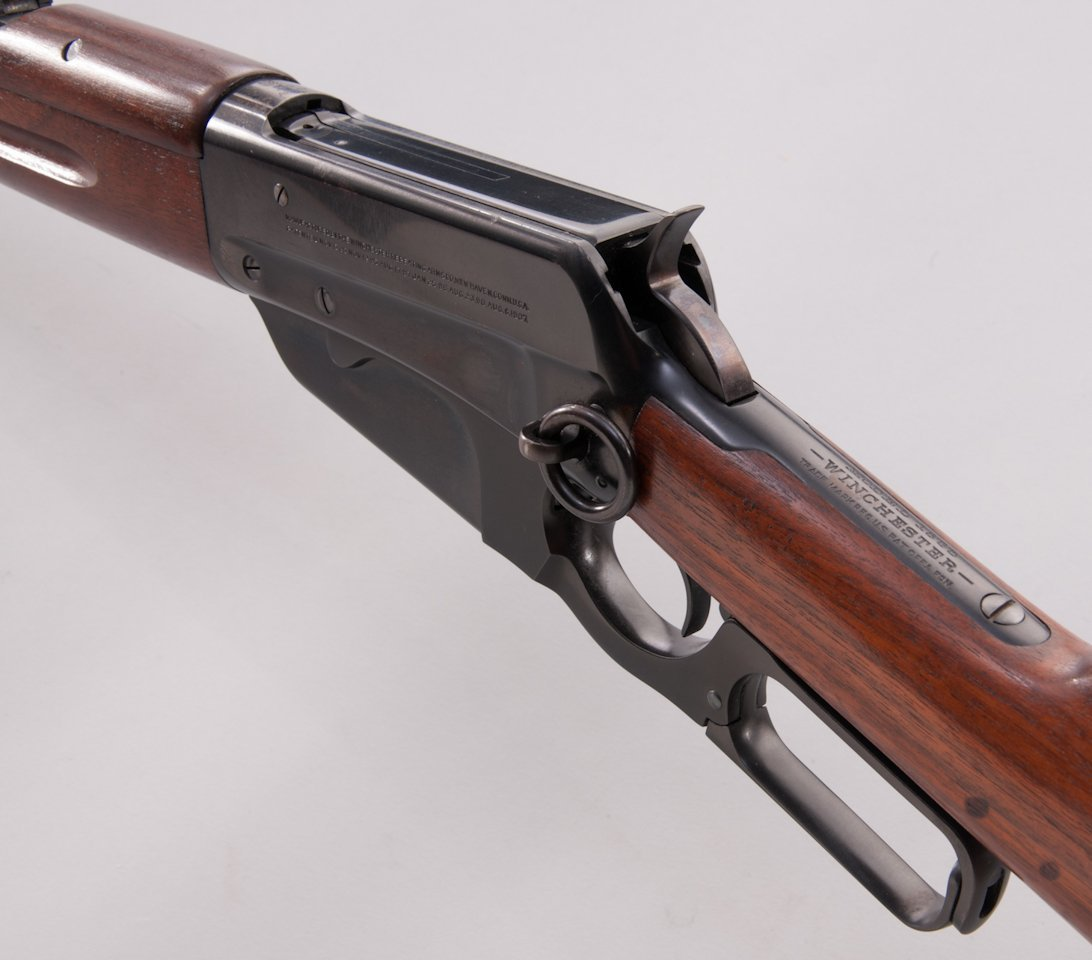 273: Winchester Model 1895 Lever Action Carbine - 2