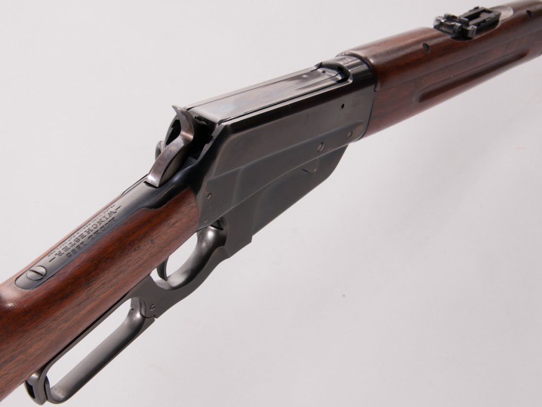 273: Winchester Model 1895 Lever Action Carbine - 3