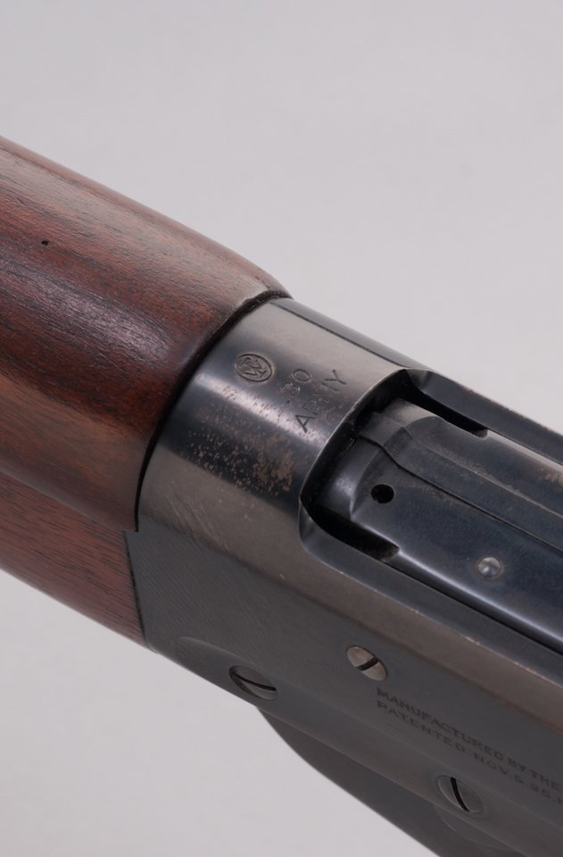 273: Winchester Model 1895 Lever Action Carbine - 4