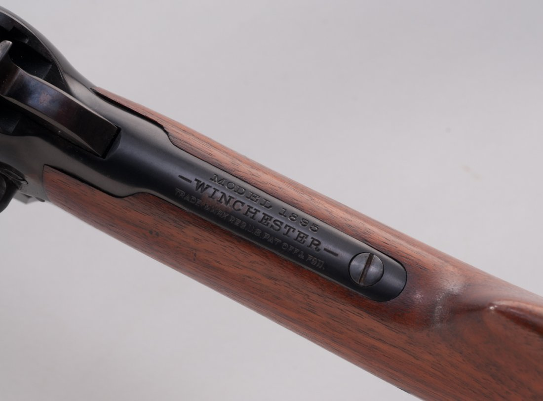273: Winchester Model 1895 Lever Action Carbine - 5