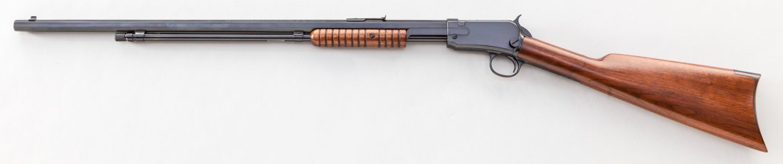380: Late Winchester Model 90 Pump Action Rifle