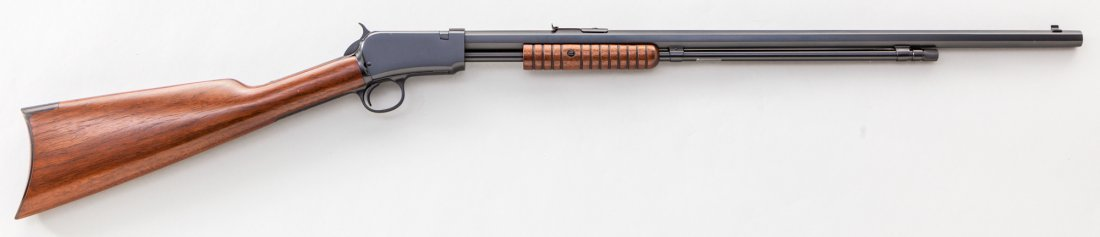 380: Late Winchester Model 90 Pump Action Rifle - 4