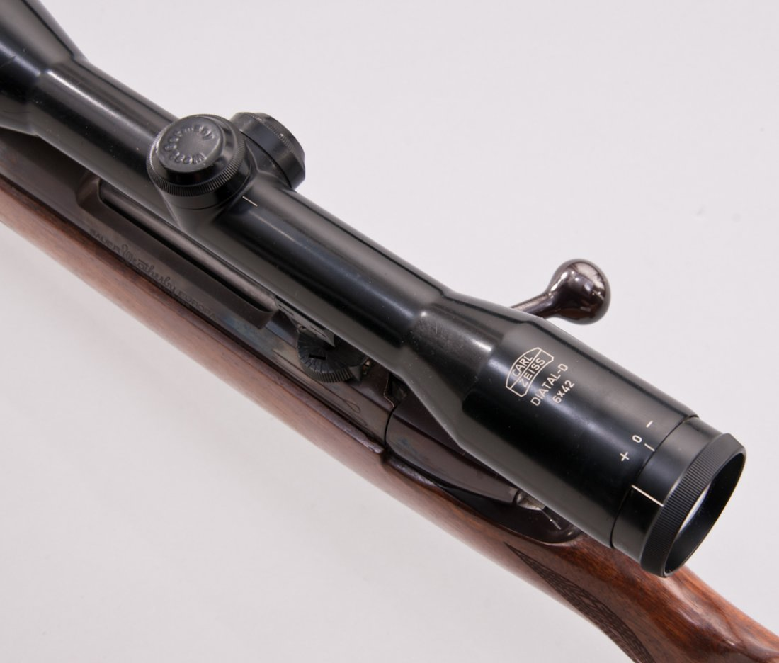 423: Sauer Weatherby Europa Bolt Action Rifle - 3
