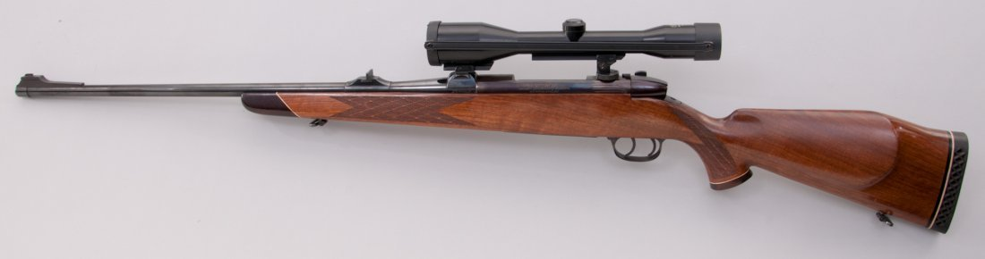 423: Sauer Weatherby Europa Bolt Action Rifle - 5