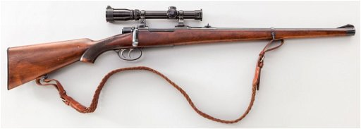 426: Wartime Built BRNO Model 22F Rifle, by CZ