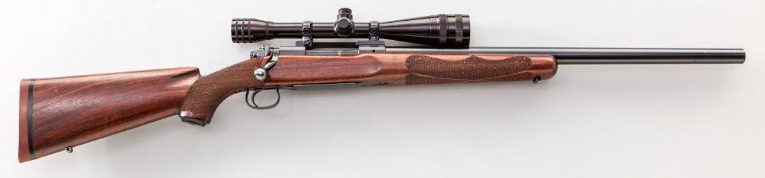551: Custom Winchester Model 54 Bolt Action Rifle