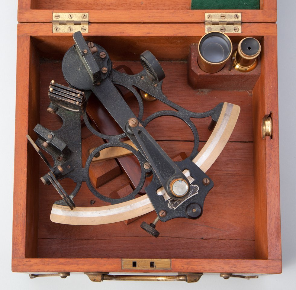 620: English WWII Sextant