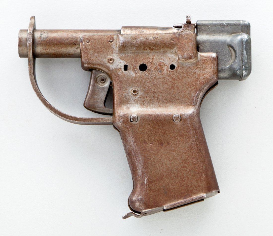 702: WWII SP-45 ''Liberator'' Single Shot Pistol