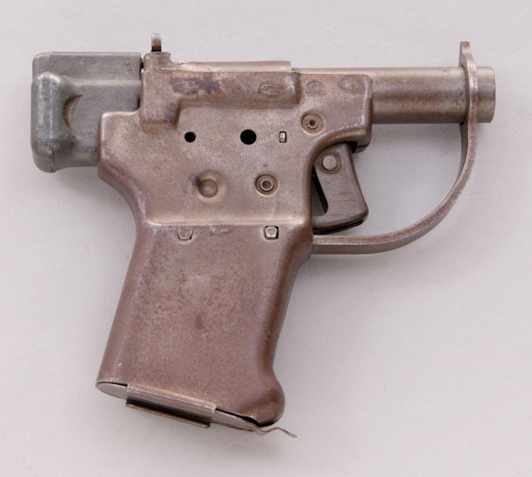 702: WWII SP-45 ''Liberator'' Single Shot Pistol - 2
