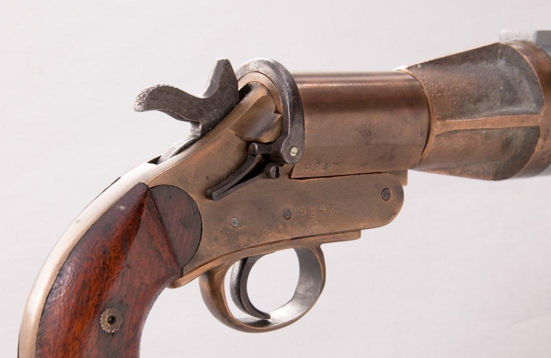 828: British Schermuly's Line-Throwing Pistol - 4
