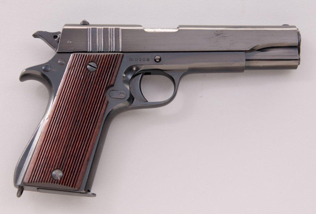 838: English Proofed Ballester-Molina Semi-Auto Pistol - 2