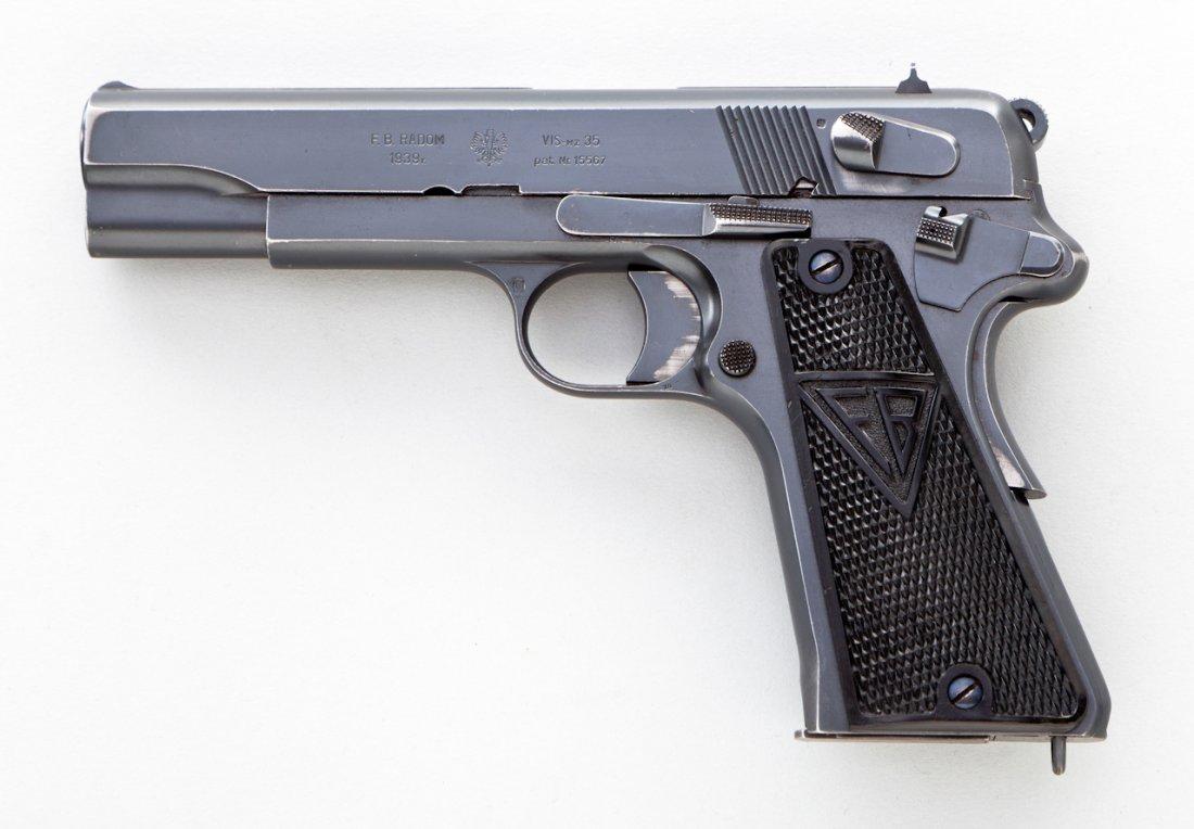 848: Pre-War Polish Eagle VIS-35 Radom