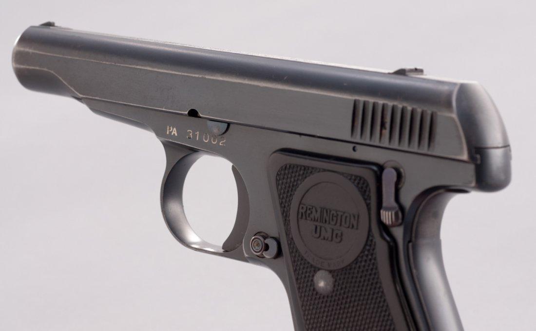 879: Remington Model 51 Semi-Automatic Pistol - 2