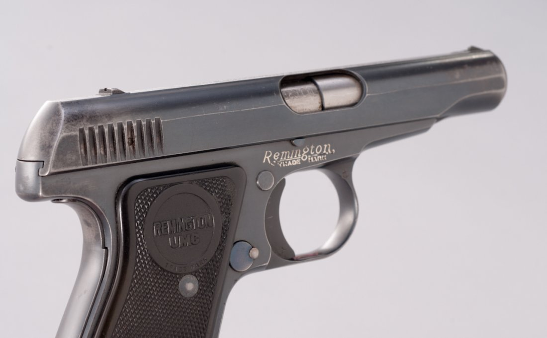 879: Remington Model 51 Semi-Automatic Pistol - 3