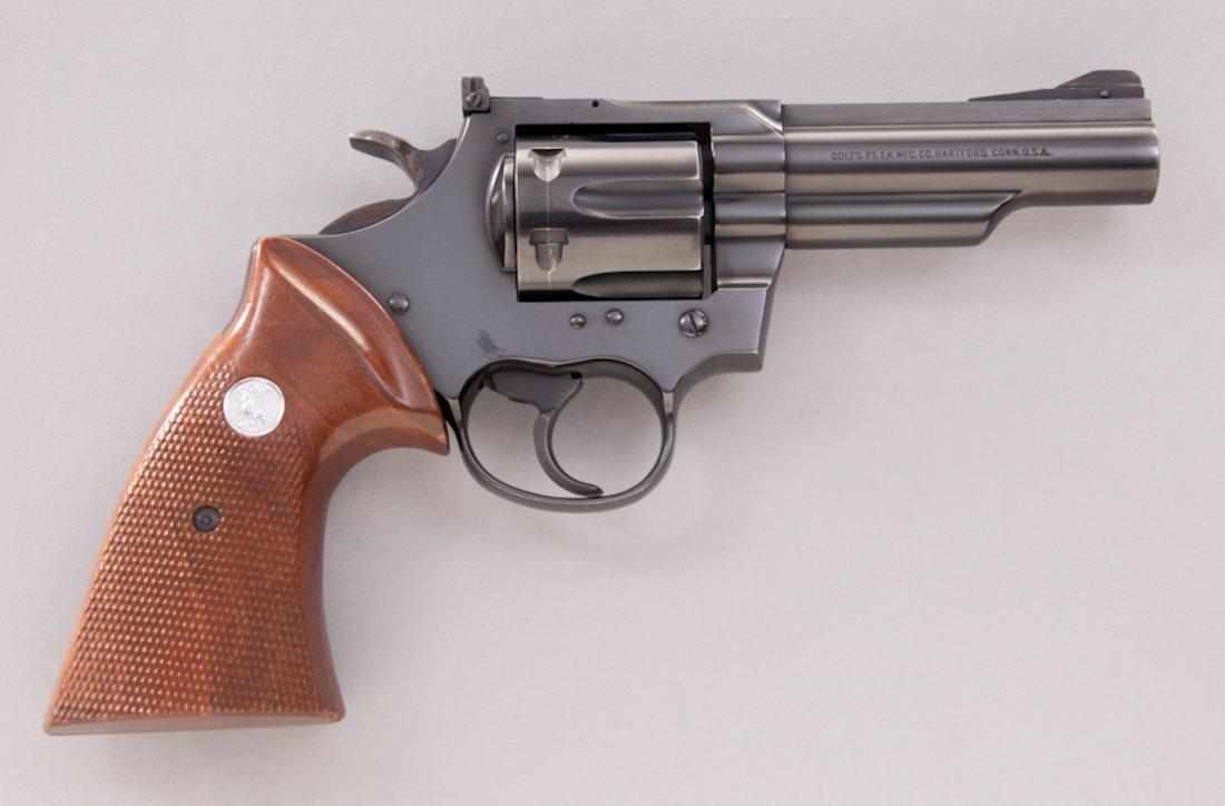 900: Colt Trooper MK III Double Action Revolver - 2