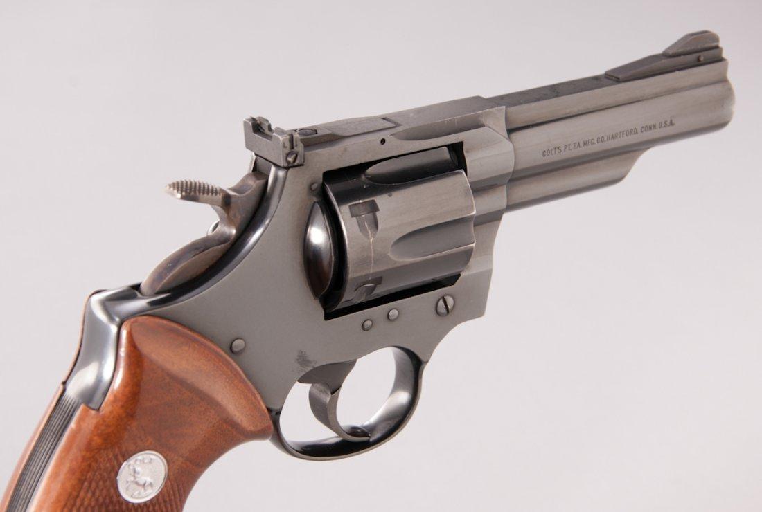 900: Colt Trooper MK III Double Action Revolver - 4