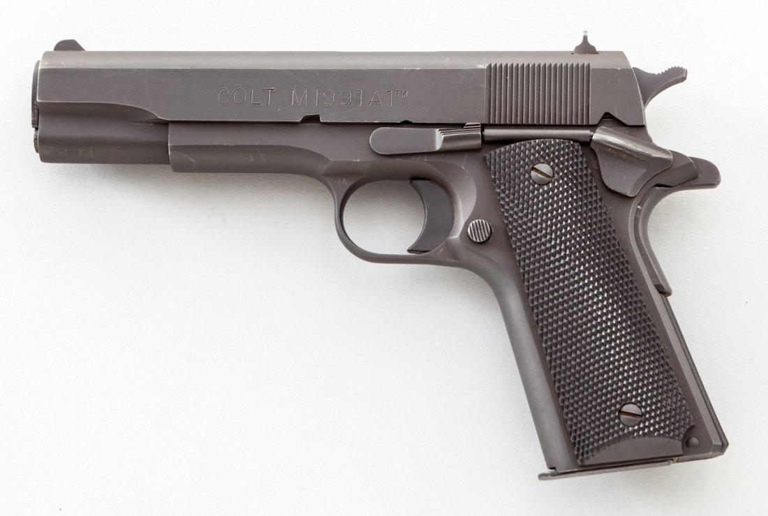 920: Colt Model 1991-A1 Series 80 Semi-Automatic Pistol