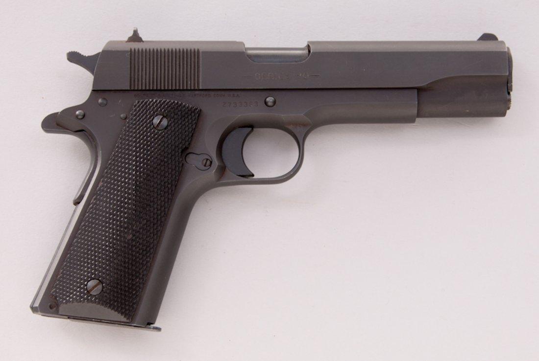 920: Colt Model 1991-A1 Series 80 Semi-Automatic Pistol - 2