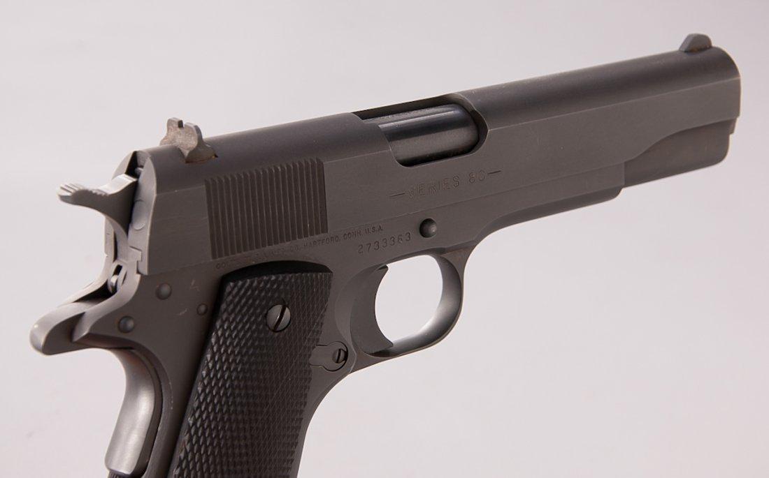 920: Colt Model 1991-A1 Series 80 Semi-Automatic Pistol - 4
