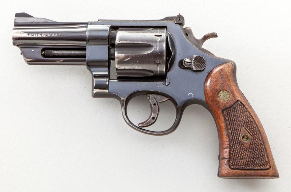922: Smith & Wesson Model 1950 (pre-Model 27) Revolver