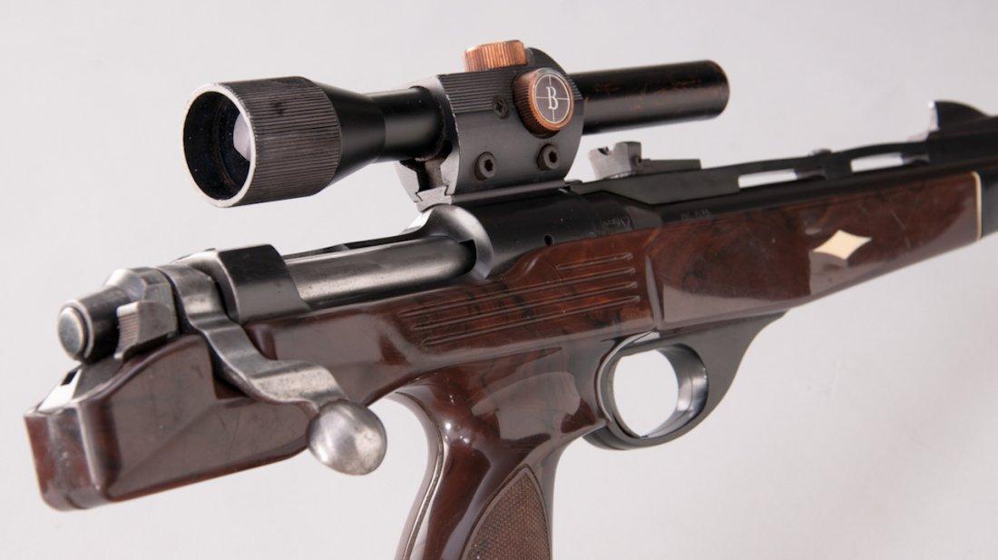 957: Remington XP-100 Single Shot Bolt Action Pistol - 3