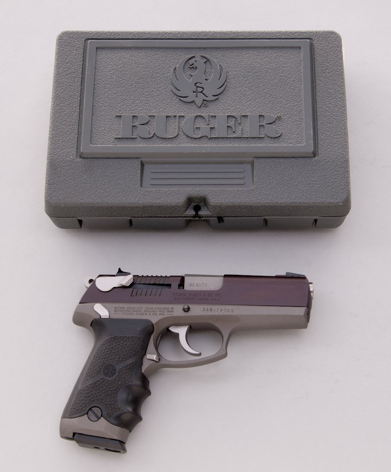 977: Ruger Model P94 Semi-Automatic Pistol