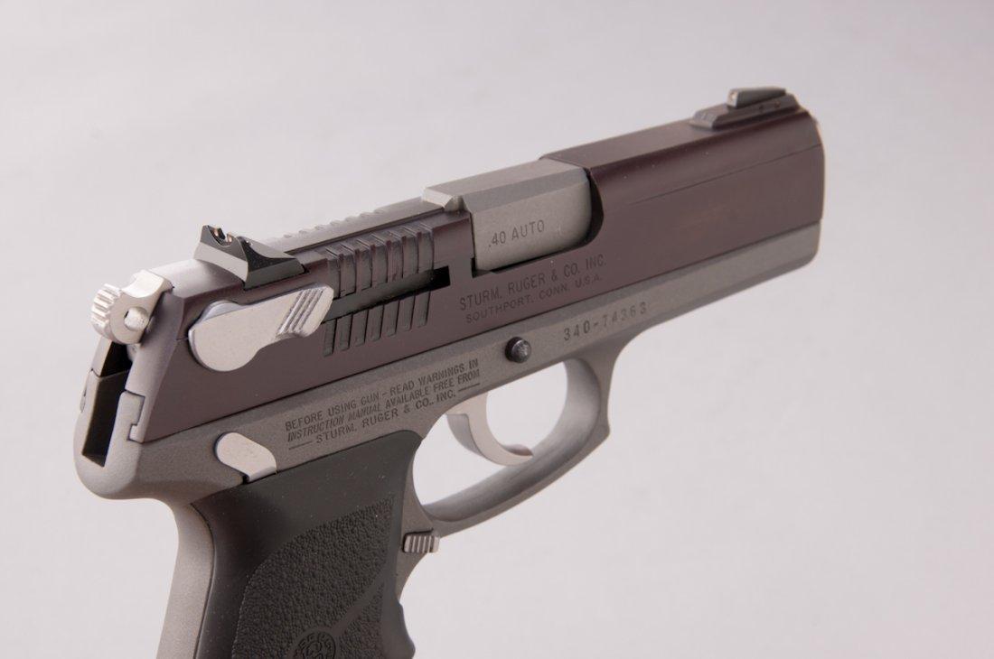 977: Ruger Model P94 Semi-Automatic Pistol - 3