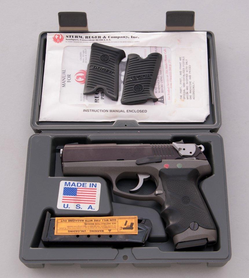 977: Ruger Model P94 Semi-Automatic Pistol - 4