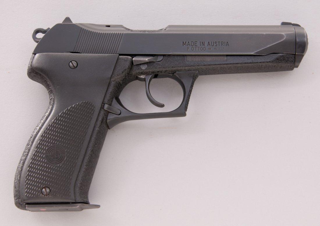 1014: Steyr Model GB Semi-Automatic Pistol - 2