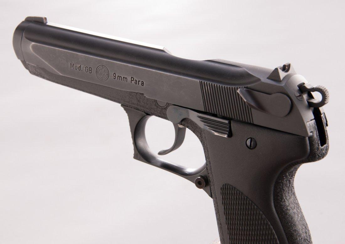 1014: Steyr Model GB Semi-Automatic Pistol - 3