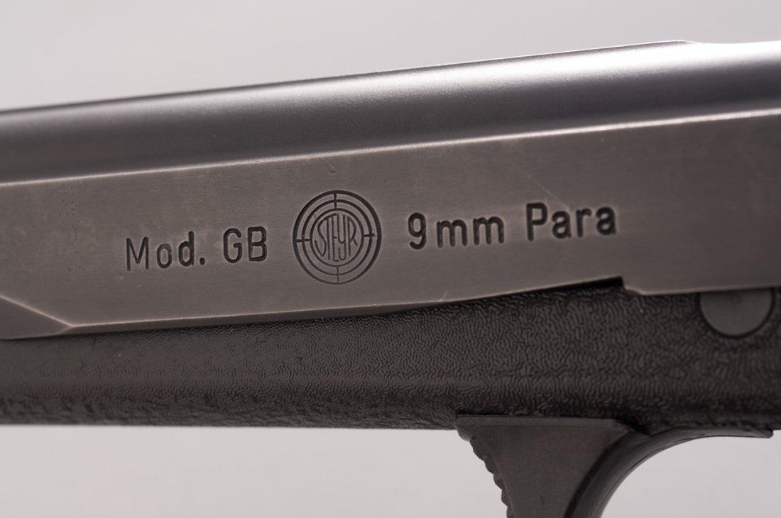 1014: Steyr Model GB Semi-Automatic Pistol - 4