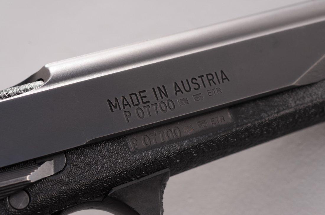 1014: Steyr Model GB Semi-Automatic Pistol - 5