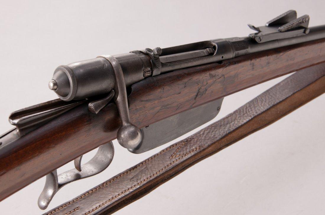 1081: Italian Vetterli 1870/87/15 Bolt Action Rifle - 3