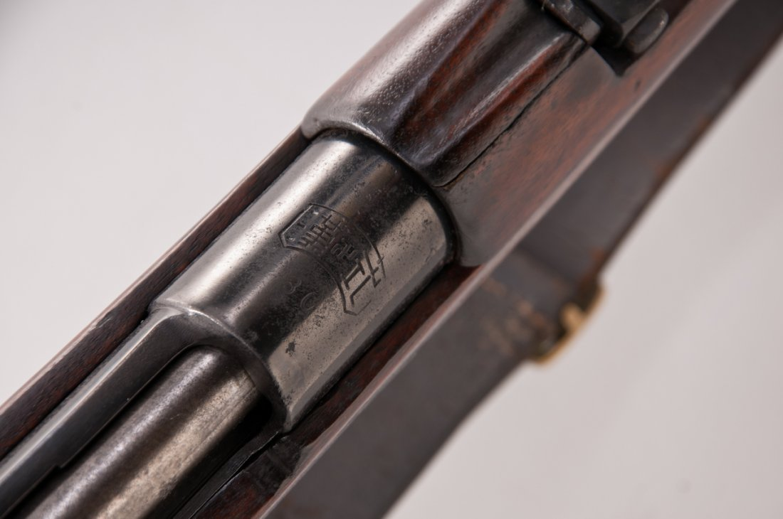 1132: Chinese Hanyang Mauser Bolt Action Rifle - 5
