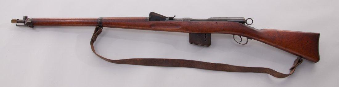 1186: Schmidt-Rubin 1889/1896 Straight-Pull Rifle - 2