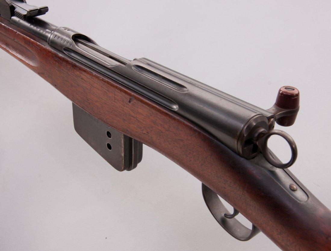 1186: Schmidt-Rubin 1889/1896 Straight-Pull Rifle - 4