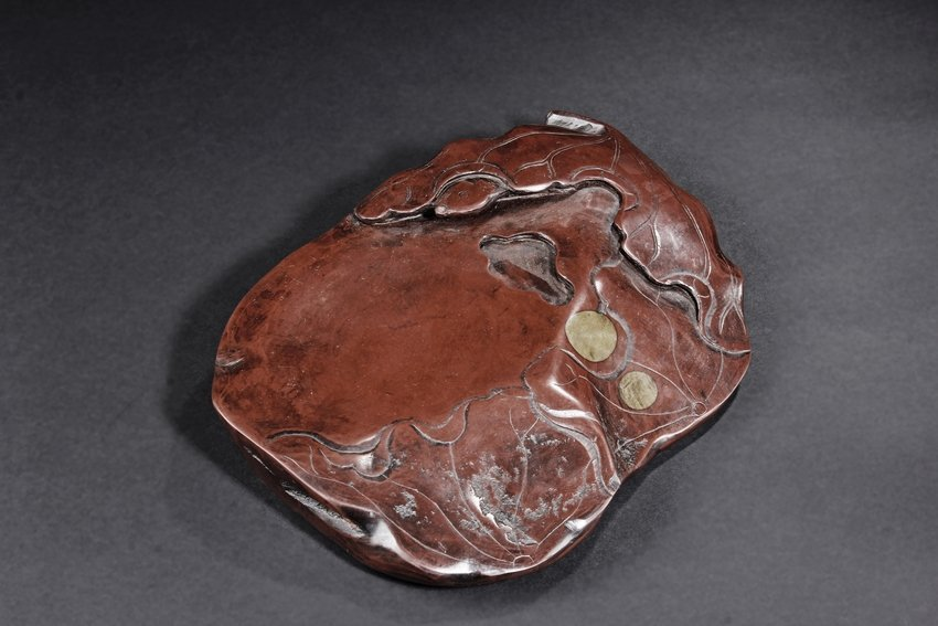 """A CHENGNI """"LOTUS"""" INK STONE"""