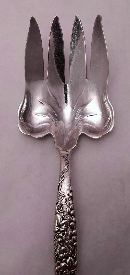 Silver Large Asparagus Server by Tiffany & Co. - 3