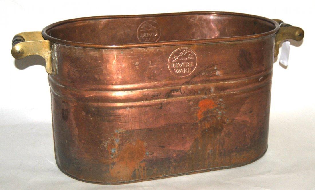 17: Reverware Copper Boiler (Reproduction)