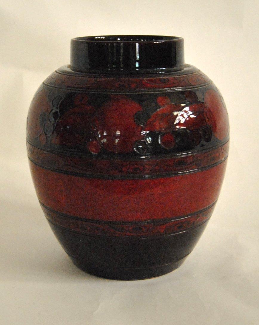 24: Moorcroft Vase