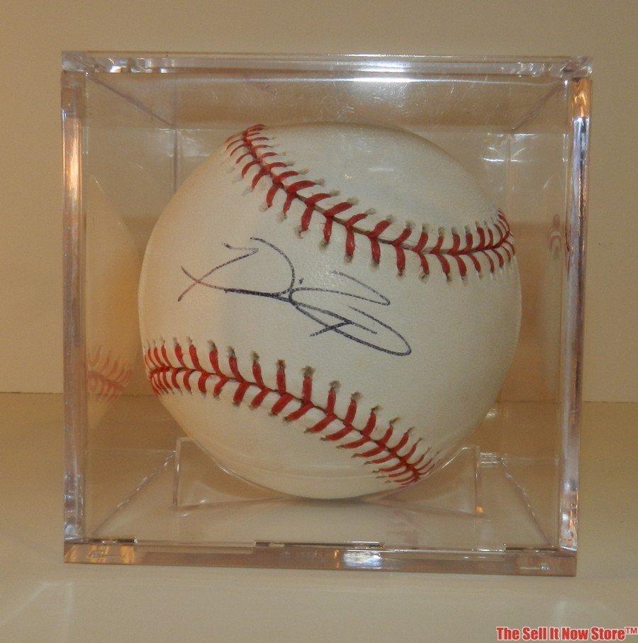 4102: Prince Fielder Signed Baseball