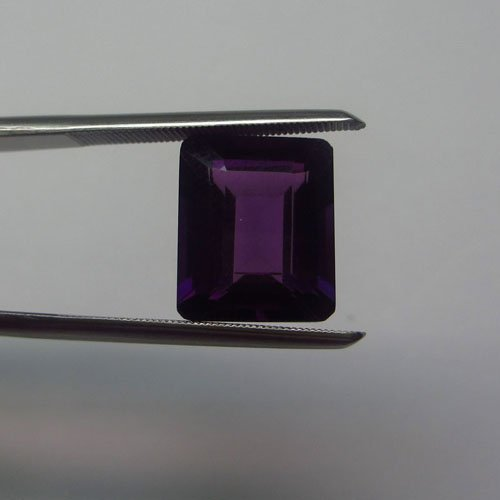 Loose Natural Amethyst 11mm x 9mm VERY NICE color tone
