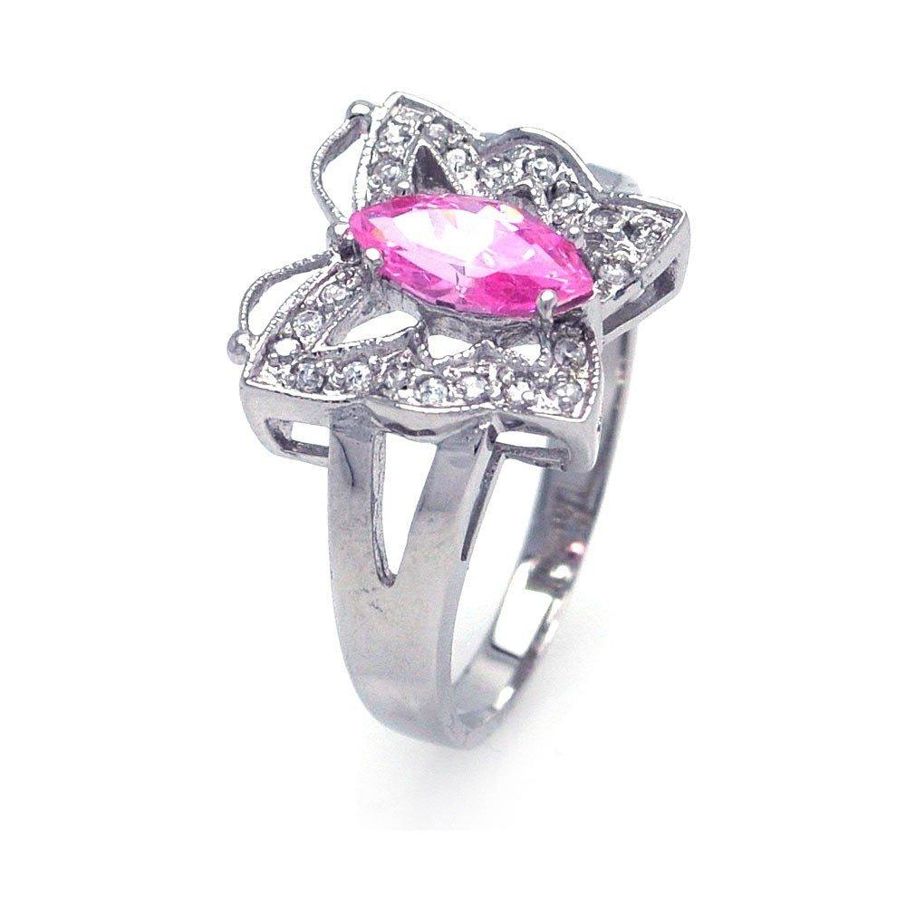 Silver Rings .925 Ladies Sterling Jewelry aar0030