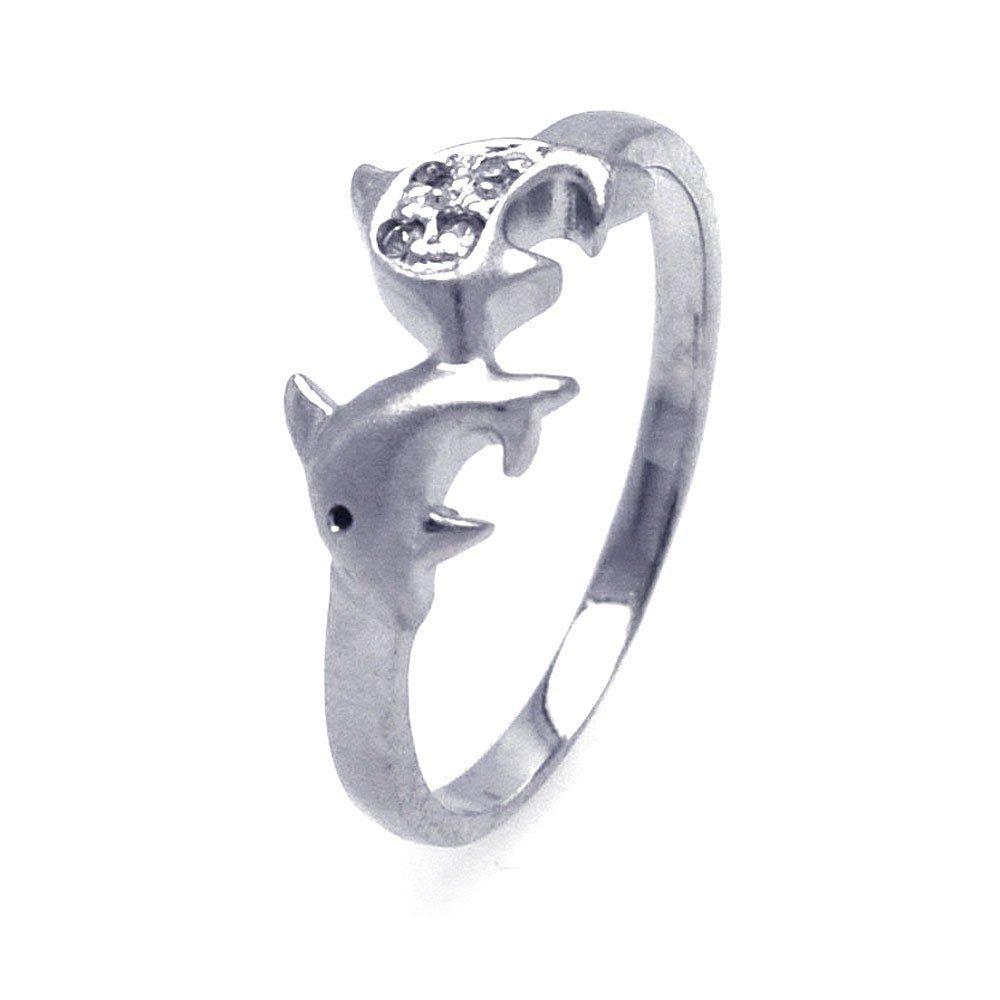 Silver Rings .925 Ladies Sterling Jewelry aar0039