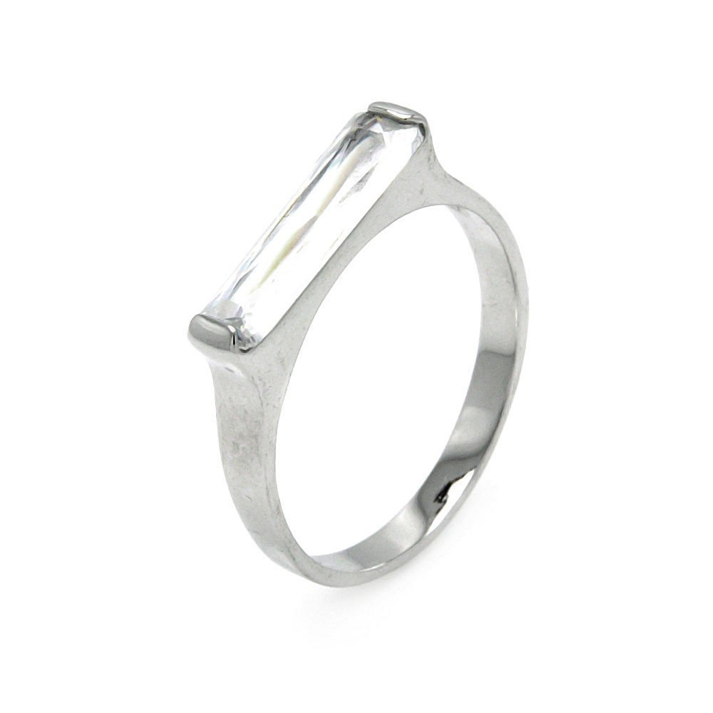 Silver Rings .925 Ladies Sterling Jewelry bgr00003clr