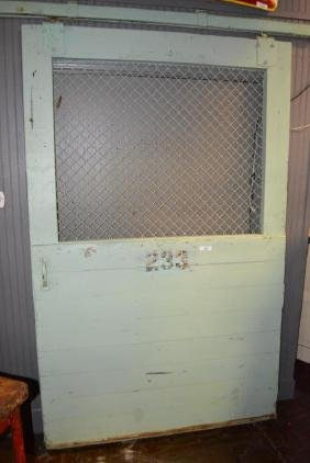 Horse Stable Door from State Fair of Texas w/