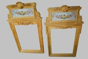 French Carved Wooden Frame