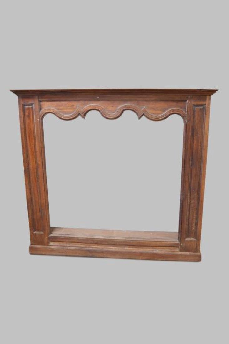 """French Surround 70""""H,   78""""L,   13""""W"""