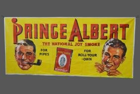 "Prince Albert Tobacco Poster 43""  x   95"""